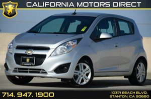 2014 Chevrolet Spark LT Carfax 1-Owner - No Accidents  Damage Reported to CARFAX Air Conditionin