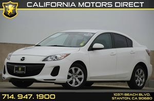 2013 Mazda Mazda3 i SV Carfax 1-Owner Air Conditioning  AC Audio  Auxiliary Audio Input Audi