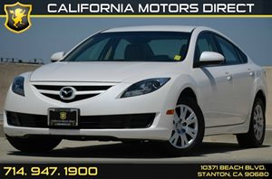 2012 Mazda Mazda6 i Sport Carfax 1-Owner Air Conditioning  AC Audio  Auxiliary Audio Input A