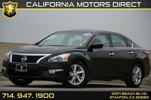 2013 Nissan Altima 25 SV Carfax 1-Owner Air Conditioning  AC Audio  Auxiliary Audio Input A