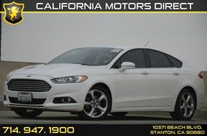 2013 Ford Fusion SE Carfax 1-Owner - No Accidents  Damage Reported to CARFAX Air Conditioning