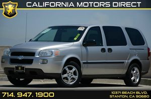 2008 Chevrolet Uplander LS Carfax Report - No Accidents  Damage Reported to CARFAX Air Condition