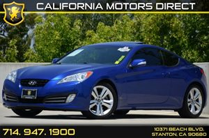 2012 Hyundai Genesis Coupe 38 Grand Touring Carfax 1-Owner - No Accidents  Damage Reported to CA
