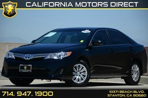 2013 Toyota Camry Hybrid LE Carfax 1-Owner Air Conditioning  AC Audio  Auxiliary Audio Input
