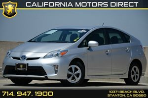 2013 Toyota Prius One Carfax 1-Owner Air Conditioning  AC Audio  Auxiliary Audio Input Audio