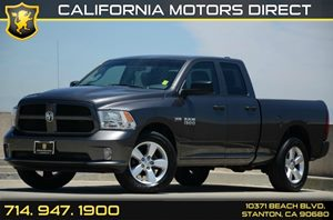 2015 Ram 1500 HEMI Express Carfax 1-Owner - No Accidents  Damage Reported to CARFAX Air Conditio