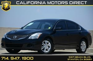 2012 Nissan Altima 25 S Carfax Report - No AccidentsDamage Reported Air Conditioning  AC Aud