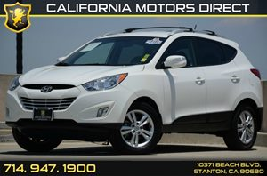 2013 Hyundai Tucson GLS Carfax Report - No AccidentsDamage Reported 4 Cylinders Air Conditionin