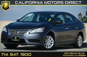 2014 Nissan Sentra S Carfax 1-Owner Air Conditioning  AC Audio  Auxiliary Audio Input Audio
