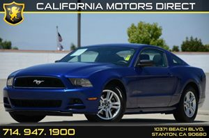 2013 Ford Mustang V6 Carfax Report - No AccidentsDamage Reported Air Conditioning  AC Audio