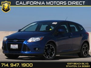 2012 Ford Focus SE Carfax Report - No Accidents  Damage Reported to CARFAX Air Conditioning  A