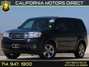 2013 Honda Pilot EX-L Carfax 1-Owner - No Accidents  Damage Reported to CARFAX Air Conditioning