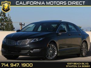 2013 Lincoln MKZ Hybrid Carfax 1-Owner - No Accidents  Damage Reported to CARFAX Air Conditionin