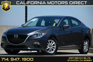 2016 Mazda Mazda3 i Sport Carfax 1-Owner - No Accidents  Damage Reported to CARFAX Air Condition
