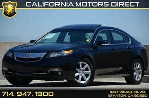 2012 Acura TL Technology Package Carfax Report Air Conditioning  AC Air Conditioning  Rear A