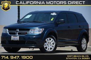 2014 Dodge Journey SE Carfax 1-Owner Air Conditioning  AC Audio  Auxiliary Audio Input Audio