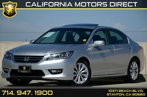 2013 Honda Accord Sedan EX Carfax 1-Owner Air Conditioning  AC Audio  Auxiliary Audio Input