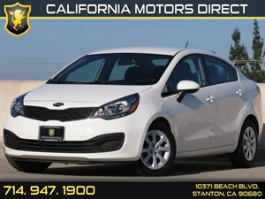 2013 Kia Rio LX Carfax Report - No AccidentsDamage Reported 6040 Split-Folding Rear Bench Seat