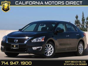 2013 Nissan Altima 25 S Carfax Report - No AccidentsDamage Reported Air Conditioning  AC Aud