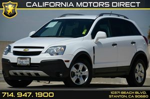 2013 Chevrolet Captiva Sport LS Fleet Carfax Report - No AccidentsDamage Reported Air Conditioni