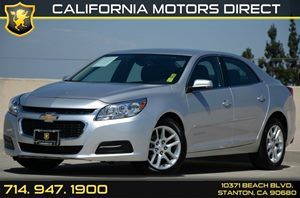 2015 Chevrolet Malibu LT Carfax 1-Owner - No Accidents  Damage Reported to CARFAX Air Conditioni