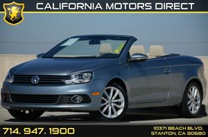 2012 Volkswagen Eos Komfort Carfax Report Air Conditioning  AC Audio  Auxiliary Audio Input