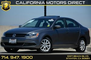 2014 Volkswagen Jetta SE Carfax 1-Owner Air Conditioning  AC Audio  Auxiliary Audio Input Au