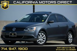2013 Volkswagen Jetta SE Carfax Report - No AccidentsDamage Reported Air Conditioning  AC Aud