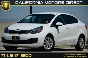 2013 Kia Rio EX Carfax Report 4 Cylinders Air Conditioning  AC Audio  Auxiliary Audio Input