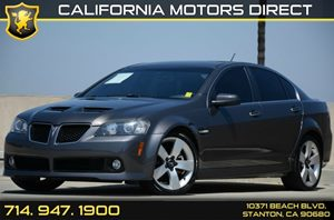 2009 Pontiac G8 GT Carfax Report - No AccidentsDamage Reported Air Conditioning  AC Audio  A