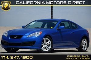 2010 Hyundai Genesis Coupe  Carfax Report - No AccidentsDamage Reported Air Conditioning  AC