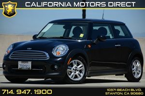 2013 MINI Cooper Hardtop  Carfax Report - No AccidentsDamage Reported Air Conditioning  AC Au