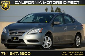 2014 Nissan Sentra SV Carfax Report Air Conditioning  AC Audio  Auxiliary Audio Input Audio