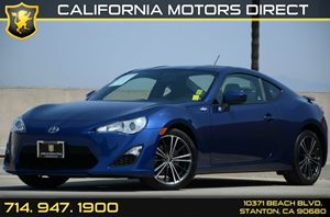 2013 Scion FR-S  Carfax Report - No AccidentsDamage Reported Air Conditioning  AC Audio  Aux