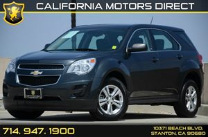 2014 Chevrolet Equinox LS Carfax Report - No AccidentsDamage Reported Air Conditioning  AC Au
