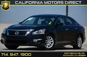 2015 Nissan Altima 25 S Carfax Report - No AccidentsDamage Reported Air Conditioning  AC Aud
