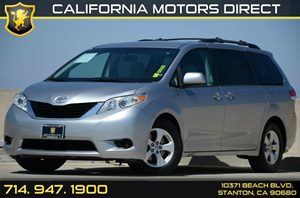 2011 Toyota Sienna LE Carfax Report - No AccidentsDamage Reported Air Conditioning  AC Audio