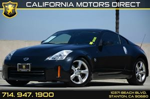 2007 Nissan 350Z Touring Carfax Report Air Conditioning  AC Audio  Premium Sound System Conv