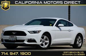 2015 Ford Mustang V6 Carfax 1-Owner - No AccidentsDamage Reported Air Conditioning  AC Audio