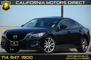 2014 Mazda Mazda6 i Grand Touring Carfax 1-Owner - No AccidentsDamage Reported Air Conditioning