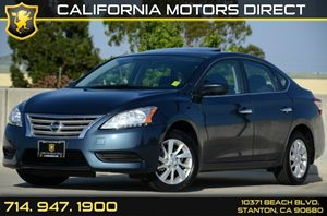 2015 Nissan Sentra SV Carfax Report - No AccidentsDamage Reported Air Conditioning  AC Audio