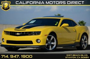 2011 Chevrolet Camaro SS Carfax Report Air Conditioning  AC Audio  Auxiliary Audio Input Aud