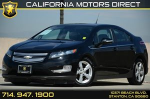 2013 Chevrolet Volt  Carfax Report - No AccidentsDamage Reported Air Conditioning  AC Audio