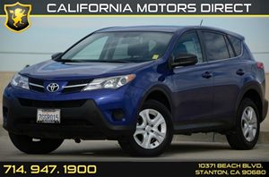 2015 Toyota RAV4 LE Carfax Report - No AccidentsDamage Reported Air Conditioning  AC Audio