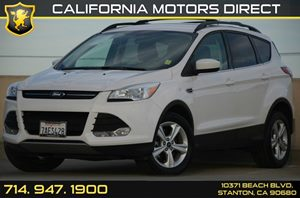 2013 Ford Escape SE Carfax Report - No AccidentsDamage Reported Air Conditioning  AC Audio