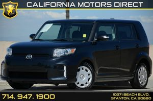 2013 Scion xB  Carfax 1-Owner - No AccidentsDamage Reported Scion Navigation System Air Conditi