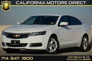 2014 Chevrolet Impala LT Carfax 1-Owner Air Conditioning  AC Audio  Auxiliary Audio Input Au