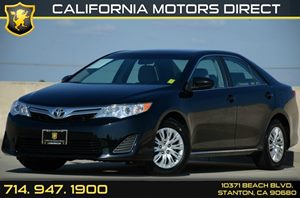 2013 Toyota Camry LE Carfax Report - No AccidentsDamage Reported Air Conditioning  AC Audio