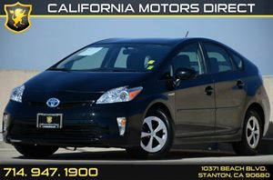 2013 Toyota Prius Base Carfax 1-Owner Air Conditioning  AC Audio  Auxiliary Audio Input Audi