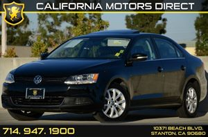 2013 Volkswagen Jetta SE Carfax 1-Owner - No AccidentsDamage Reported Air Conditioning  AC Au